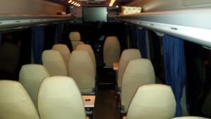 20 seters minibuss bak